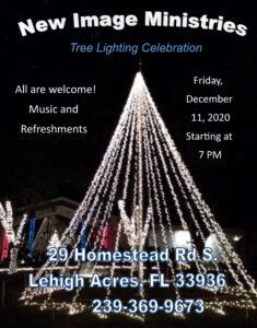 Tree Lighting Ad